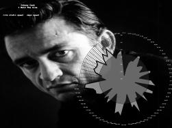 Johnny Cash I Walk The Line contemporary tempo map-pic w radar map
