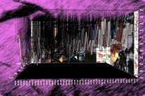 """Purple Rain"" - Prince - Meanspeed Music Graph © 2010 iktppwftc"