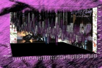 """Purple Rain"" - Prince - Meanspeed Music Graph © 2010"