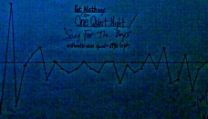 Pat Metheny - Song For The Boys - ONE QUIET NIGHT - tempo_graph_close_blue